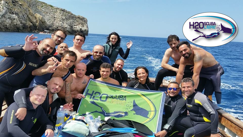 Esami Corso Open Water Isole Tremiti