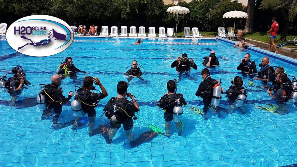 Primi Esercizi Corso Open Water Diver